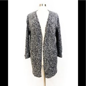 TopShop Boucle Open Sweater - US 2